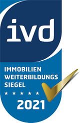 Spree immobilien IVD Siegel 2021